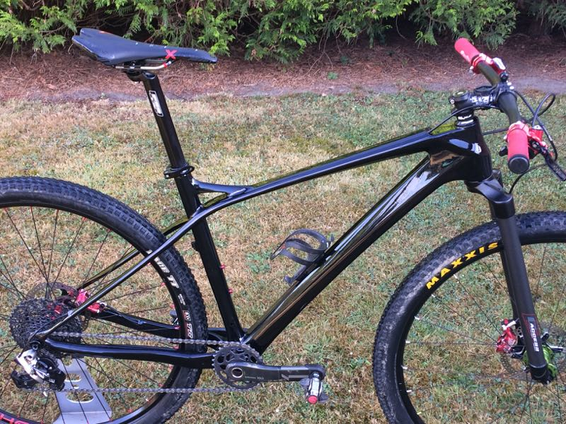 SantaWheels Carbon Bike I 29er (2)