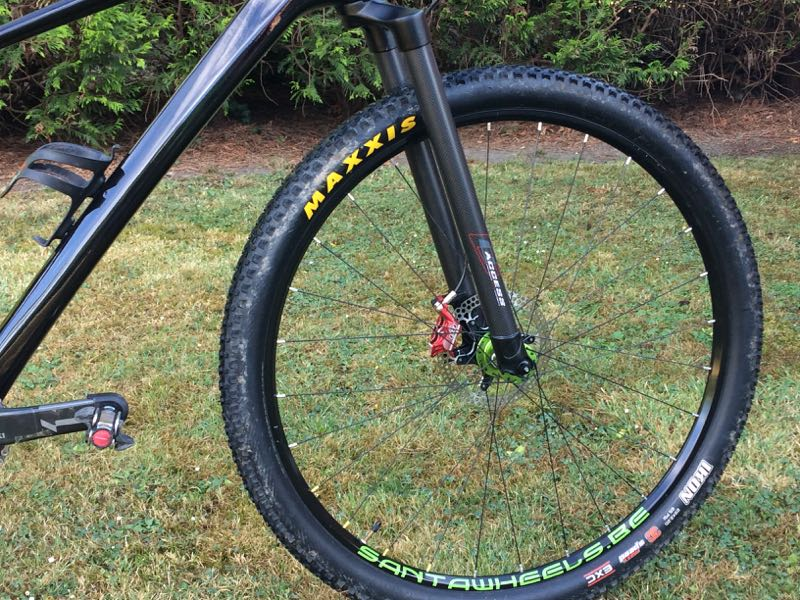 SantaWheels Carbon Bike I 29er (4)